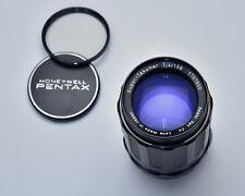 Asahi Pentax Super-Takumar f4 150mm Telephoto Lens M42 Extras NEX M4/3 (3058)