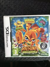 Moshi Monsters Katsuma Unleashed - Nintendo DS.