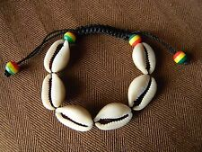Shell Bracelet African Cowrie