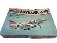 Vintage Monogram Skyhawk A-4E 1/48 Plastic Kit Unbuilt