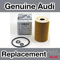 Genuine Audi A3 (8P) 2.0TDi CR (10-) Oil Filter