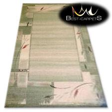 "TRADITIONAL AGNELLA RUGS green leaves ""STANDARD"" modern designs carpet"