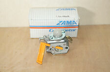 GENUINE ZAMA CARBURETOR C1U-H60E  * NEW *