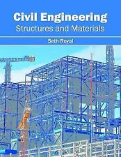 Civil Engineering: Structures and Materials (2016, Hardcover)