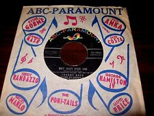 JOHNNY NASH ~ BUT NOT FOR ME / TAKE A GIANT STEP ~ ABC-PARAMOUNT ~ MINT ~ SOUL
