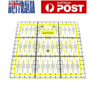 Square Rulers for Patchwork and Quilting DIY Sewing Template Tools 15*15CM