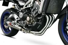 Yamaha MT-09 Serket Taper Full System Stainless Steel Exhaust