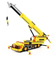 380pcs City Construction Crane Legoed Building Blocks Educational Toys Model Set