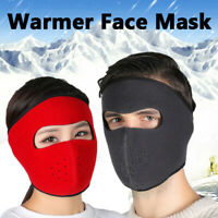 Fall Winter Warm Protection Face Shield Windproof Guard Cover Face Mask n