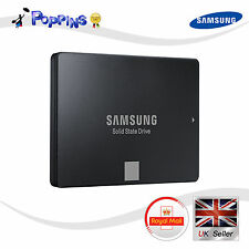 "New SAMSUNG 750 Evo 2.5"" Internal SSD 120 GB SATA III 256 MB Cache Memory"