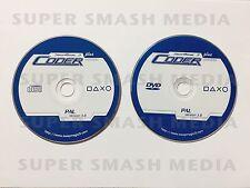 Swap Magic 3.8 PS2 PAL CD, DVD Playstation 2 SwapMagic Coder 3 Discs Only - NEW