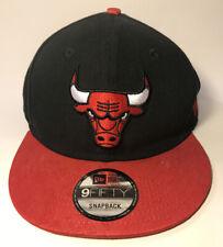 New Era Chicago Bulls NBA Mark Mixer Snapback Cap - 9 Fifty