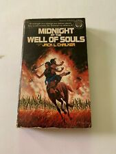 1981 Midnight At The Well Of Souls by Jack L Chalker Del Rey 6th Printing