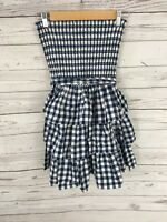 HOLLISTER Summer Dress - Size Medium - Check - New with Tags