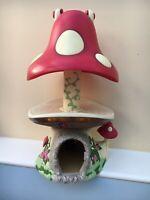 ELC Happyland Mushroom Pop Up Fairy House With Sounds *DESCRIPTION*