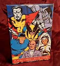FREE SHIP: Marvel X-Men Retro Playing Cards Wolverine Storm Cyclops Zwaag