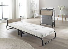 Jay-Be Revolution Folding Bed With Pocket Sprung Mattress Single 77cm