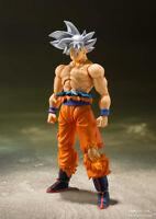 Bandai S.H. Figuarts Dragon Ball Super Son Goku Ultra Instinct Nuovo