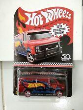 Hot Wheels 2018 Mail In Custom GMC Panel Van