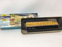 Athearn Locomotive #3422 U28C Power Union Pacific