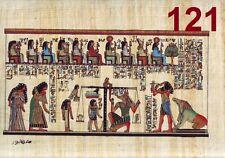 "Egyptian Egipto Ägypten,Pharaonic,Papyrus Paint size E 30x40 cm.(12""x16""),#121"