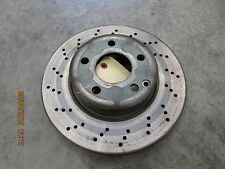 2011 Mercedes C300 W204 Front Brake Rotor Disc Drilled Original Left OR Right