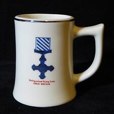 Distinguished Flying Cross Great Britain buntingware Coffee Cup