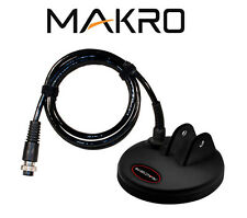 """Makro Racer 5"""" Dd Search Coil With Coil Cover ~ Pn: Rc13"""