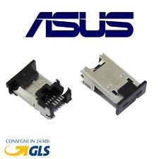 🇮🇹 CONNETTORE MICRO USB PER ASUS T100 T100T T100TA K004 T300 T300LA 🇮🇹