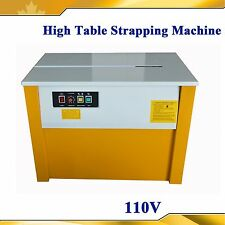 110V Semi-Automatic High Table Strapping Machine 110V USA SELLER NEW Good