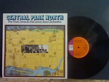 THAD JONES & MEL LEWIS JAZZ ORCHESTRA  Central Park North  LP   Funky Jazz