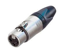 Neutrik XLR Plug NC3FXX