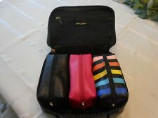 Victoria's Secret: 4 Piece Travel case set, cosmetics, jewelry, medicines