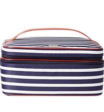 Kate Spade Classic Nylon Micah Cosmetic Makeup Travel Bag Two Piece RRP $158