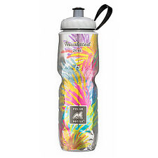 Polar Bottle 24oz Insulated Water Drink Bottle - BPA FREE - STARBURST 0012