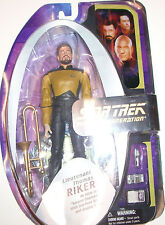 Diamond Select Toys Star Trek The Next Generation Series 1 Action Figure Lieuten