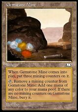 Miniera di Diamanti - Gemstone Mine MTG MAGIC WL Weatherlight English