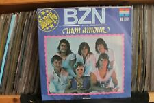 "7"" Single BZN - Mon Amour"