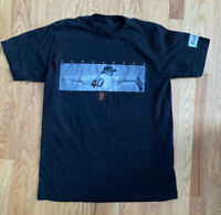 MLB Madison Bumgarner San Francisco Giants Tee T-Shirt Size Men's Medium EUC