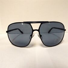 Armani Exchange Sunglasses Model Ax096/s 0006 Black Square Aviator Shades