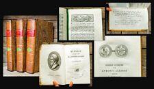 1817-21 Correggio Allegri splendeur sortie de Donaueschingen pungileoni 3 vol