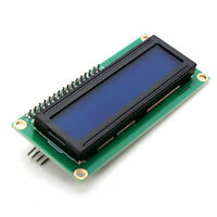 1.5'' Blue IIC I2C TWI 1602 16x2 Serial LCD Module Display for Arduino New
