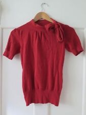 David Lawrence Viscose Short Sleeve Solid Tops & Blouses for Women