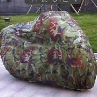 Large Camouflage Motorcycle Cover For Kawasaki ZZR 600 1200 Z1000 ZRX 1100 1200