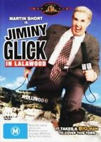 Jiminy Glick In Lalawood (DVD, 2006) Martin Short Comedy / REGIOn 4 AUSSIE SELLE