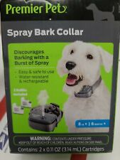 "New listing BrandNew Sealed Premier Petâ""¢ Spray bark Collar Gbc00-16997"