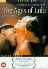 Ages of Lulu 5037899022757 With Javier Bardem DVD Region 2