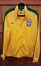 Nike Brasil CBF Men's Track Jacket 589852-703 X-large NWOT