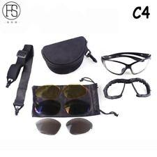 Gafas de deporte tiro táctico FS C4 Protección Ocular Anteojos Gafas De Ciclismo Spo
