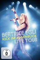 BEATRICE EGLI - KICK IM AUGENBLICK/LIVE TOUR DVD NEW+